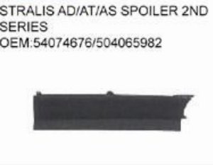 IVECO STRALIS AD/AT/AS SPOILER 2ND SERIES oem 54074676/504065982