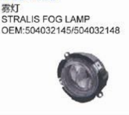 IVECO truck STRALIS FOG LAMP oem 504032145 504032148 STRALISAS AD AT STRALIS